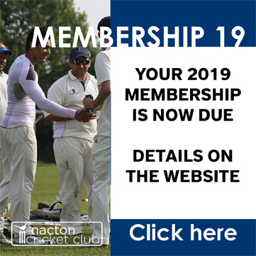 Membership is now due visit the Membership page